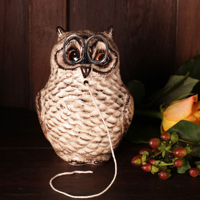 Owl String Holder, Gardening Accessories Available at Source Lifestyle