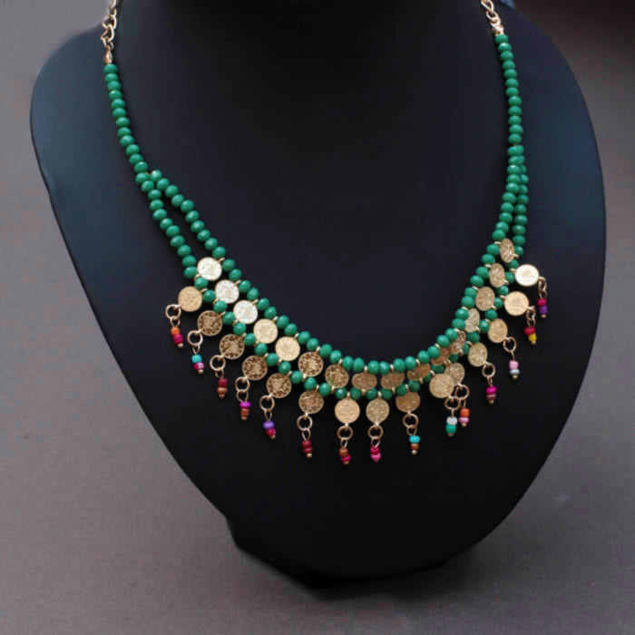 Indian Style Summer Necklace