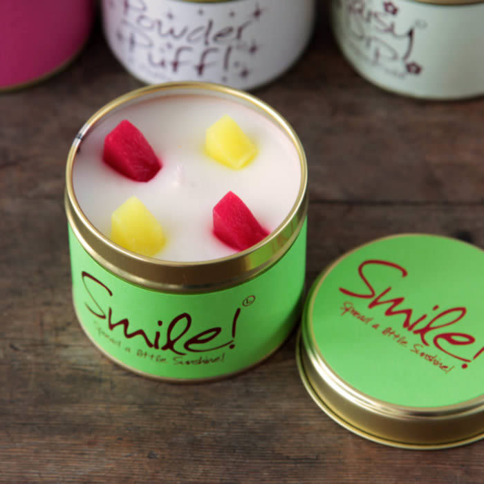Smile Candle - Fragrance by Daisy Dip buy online UK