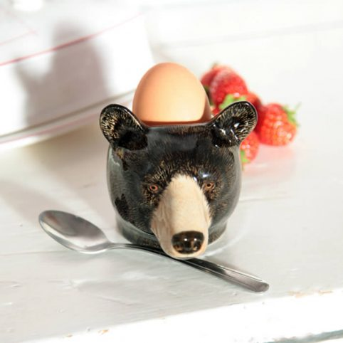 Ceramic Bear Egg Cup for sale online UK