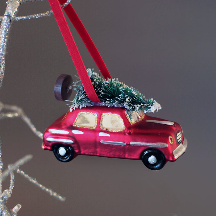 Car Christmas Tree Ornaments - Buy Online UK FREE P&P