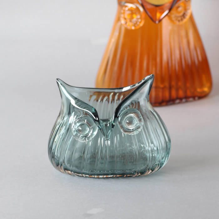 Glass Owl Vase Uk Buy Online Source Lifestyle
