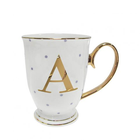 Alphabet Mugs by Bombay Duck - Letter A