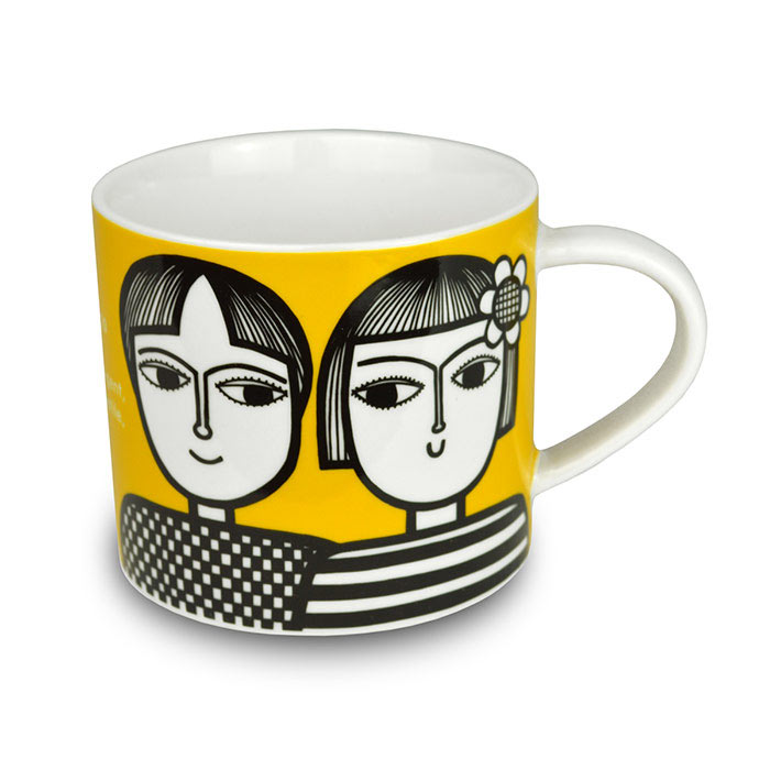 Star Sign Mugs - Gemini