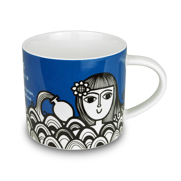 Star Sign Mugs - Buy Online with Free UK Delivery