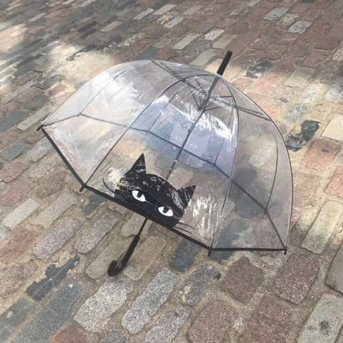 Cat Umbrella Buy £10 online Free UK del