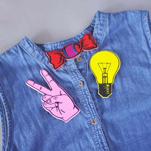 Fun Brooches by Ark - Buy Online UK
