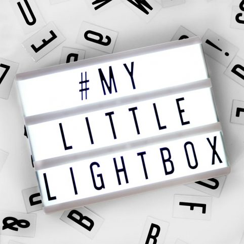 Small Light Box - Buy Now Online
