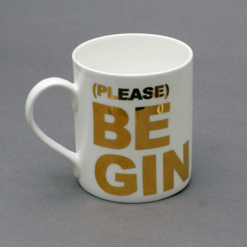 Be Gin Mug - Gin Gifts UK