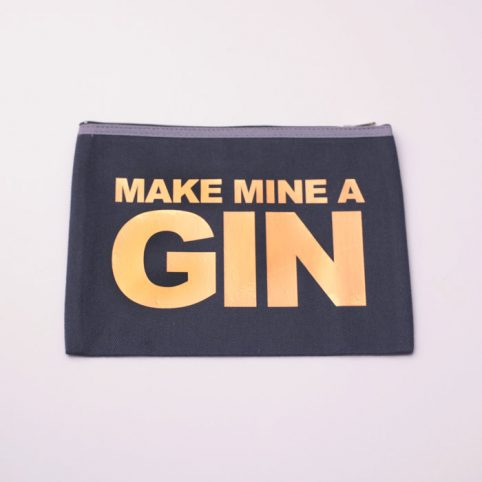 Gin Makeup Bag - Buy Online UK