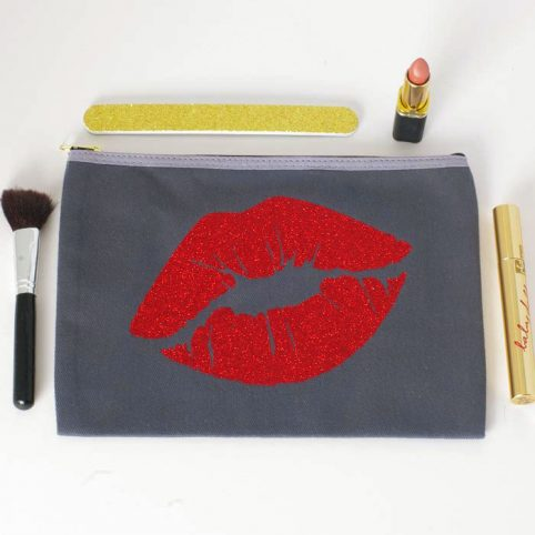 Lips Wash Bag by Catherine Colebrook - Free UK Delivery