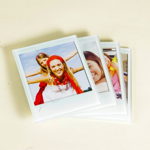 Polaroid Picture Coasters - Buy Online UK