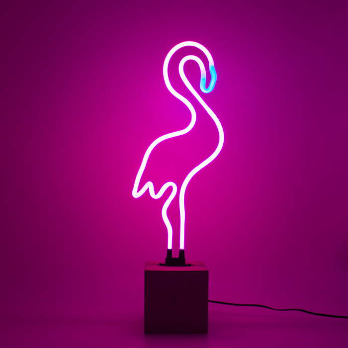 Neon Flamingo Light - Buy Online UK