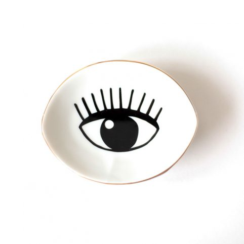 Quirky Trinket Dish - Eye Design Buy Online UK