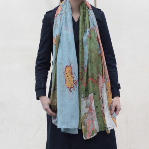 world-map-scarf-second-version-2