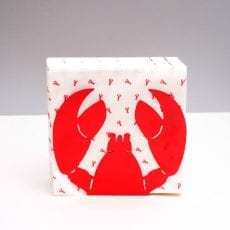 Sunnylife Lobster Napkin Holder
