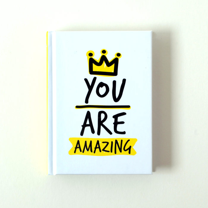 You Are Amazing: Positive Thinking Gifts