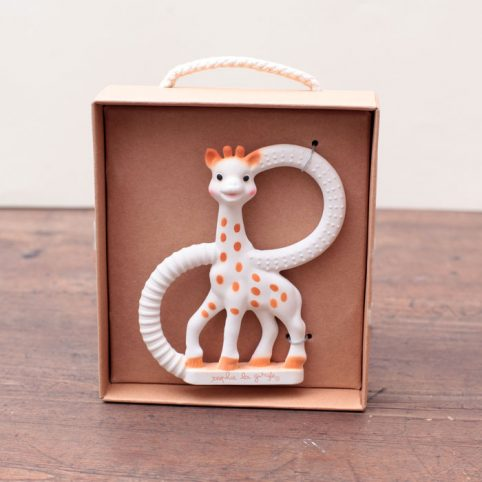 Sophie La Giraffe Teething Ring - Free UK Delivery £10
