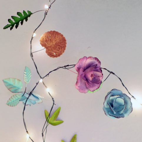 Rose String Lights from Lightstyle London - Free UK Delivery