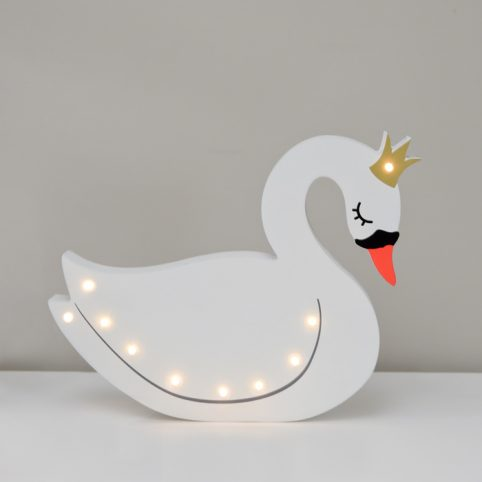 Swan Princess Light - Free UK Delivery