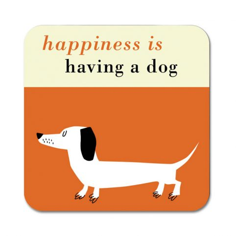 Happiness is Having a Dog