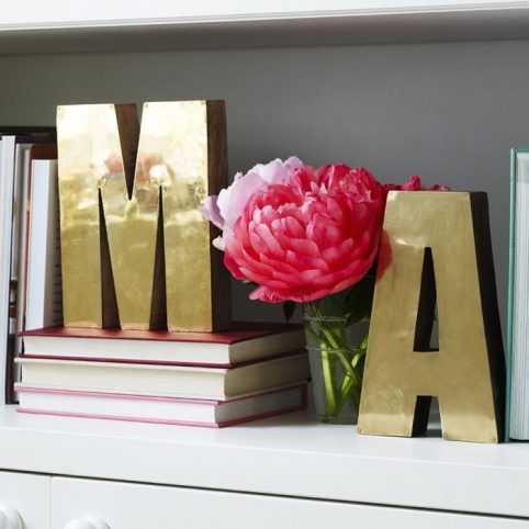 Decorative Letters - Free UK Delivery
