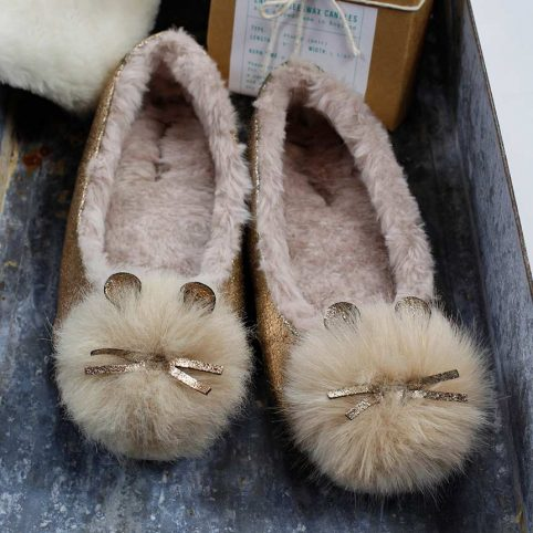 Ruby and Ed Ballerina Slippers - Free UK Delivery