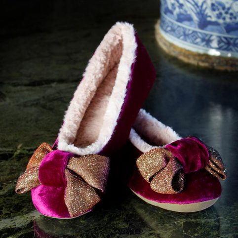 Ruby and Ed Slippers - Free UK Delivery