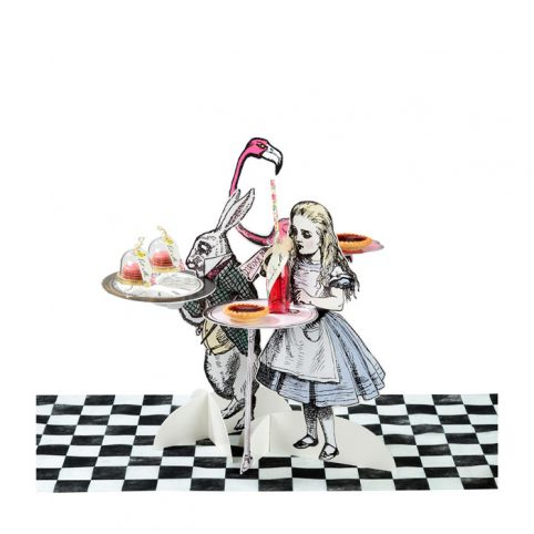Alice in Wonderland Cake Decorations - Cake Stands
