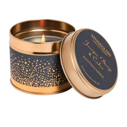 Stoneglow Cedar Scented Candle - Buy Online UK
