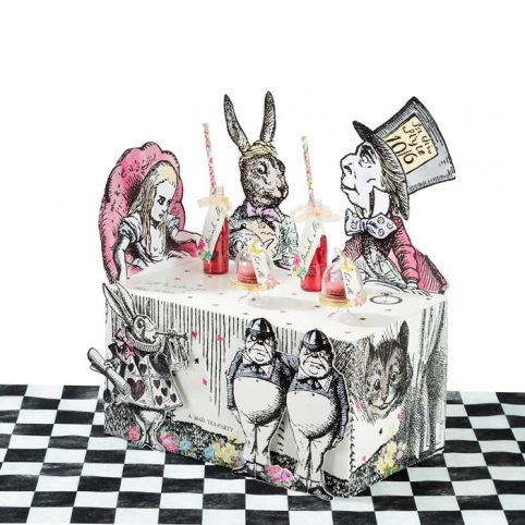 Mad Hatter Cake Stand - Buy Online UK