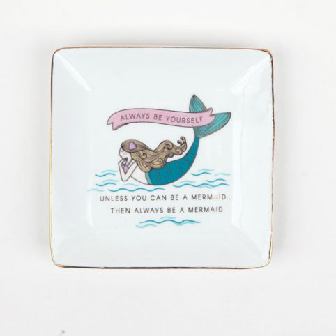 Mermaid Ring Dish by Cloud Nine - Be Your Self