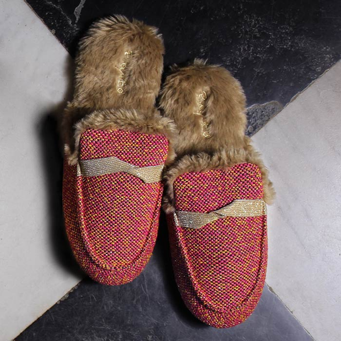 Ruby and Ed Slippers
