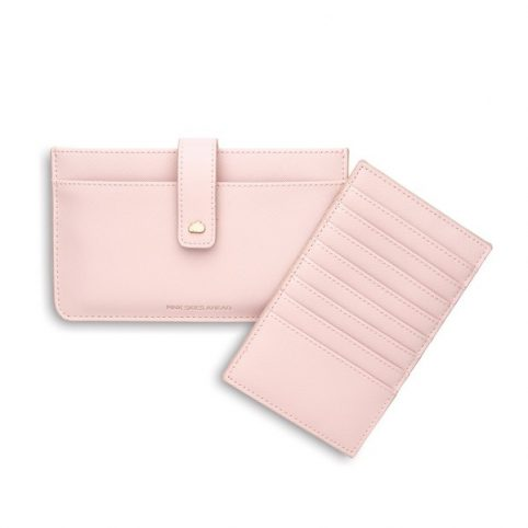 Pink Travel Wallet From Estella Bartlett