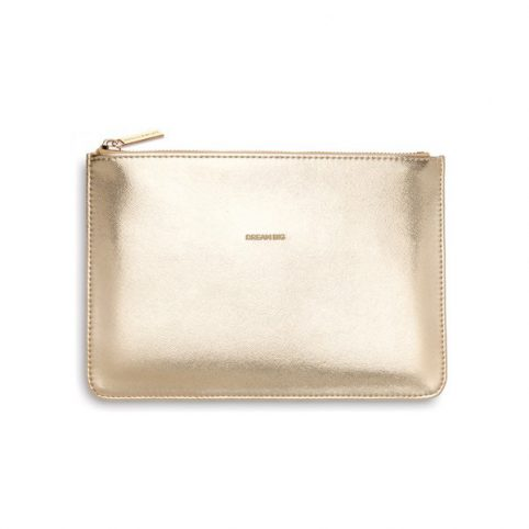 Estella Bartlett Gold Clutch - £15 Free UK Delivery