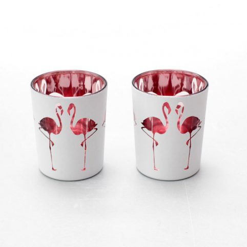 Flamingo Tealight Holders - Buy Online UK