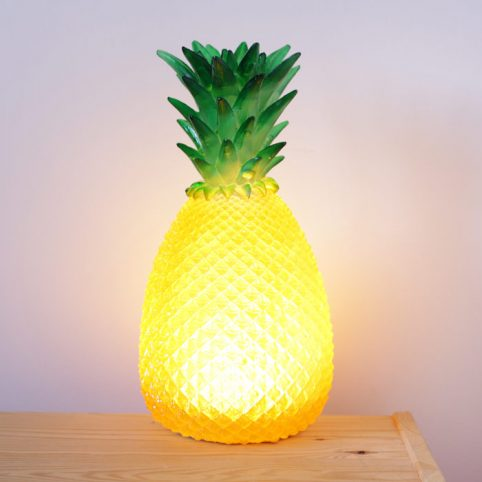 Retro Pineapple Lamp from House of Disaster