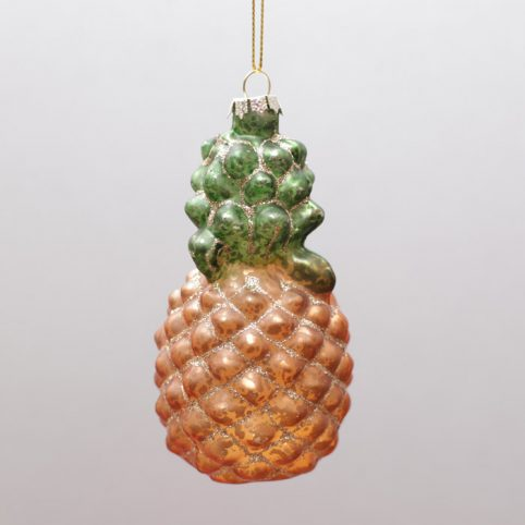 Pineapple Christmas Decoration - Buy Online UK