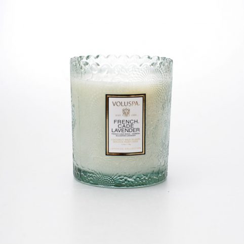 French Cade Lavender Candle From Voluspa