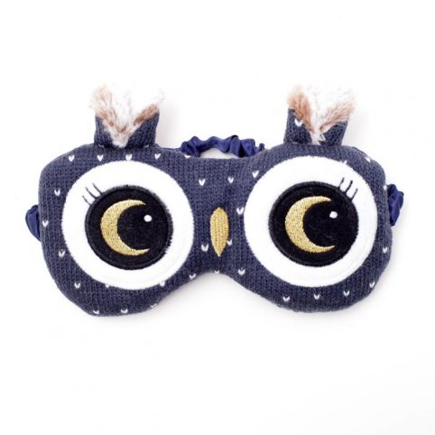 Owl Relaxing Eye Mask From Aroma Home - Free P&P