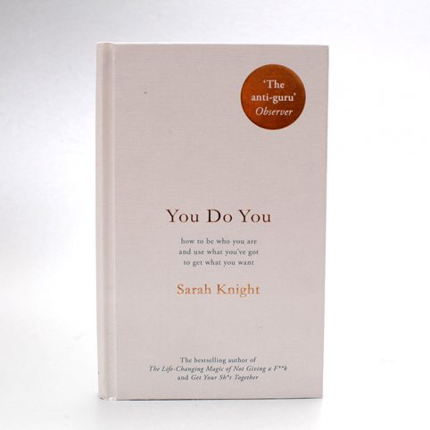 Do You Do Book by Sarah Knight