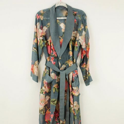Floral Dressing Gown - Free UK Delivery
