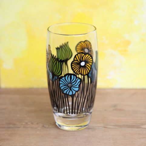 Flower Drinking Glasses - Buy Online UK