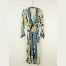 Floral Dressing Gown - Buy Online UK