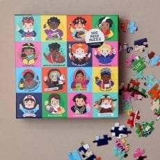 Little Feminist Puzzle - Buy Online Free UK Delivery