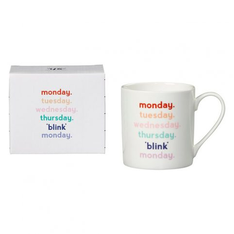 Monday Blink Mug - Buy Online UK