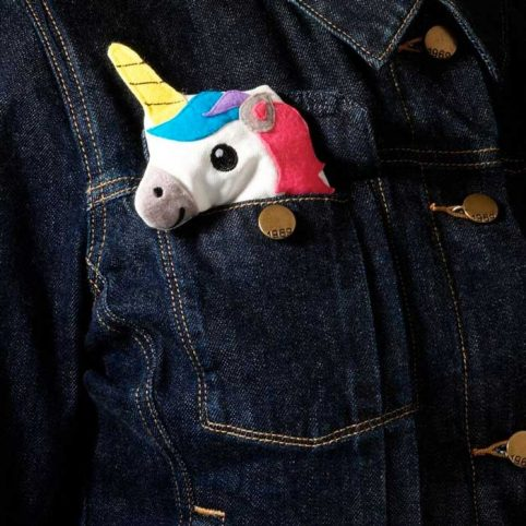 Unicorn Hand Warmer - Pocket Pal