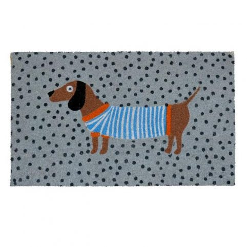 Sausage Dog Doormat - Buy Online UK