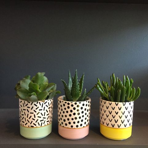 Mini Dolomite Pant Pots - Sass and Belle