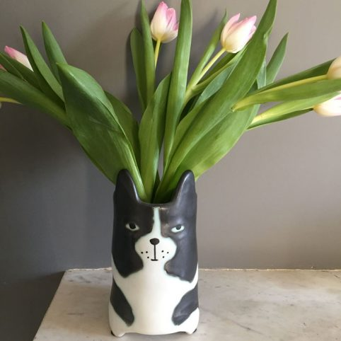 Ceramic Animal Vase from Parlane - Buy Online UK